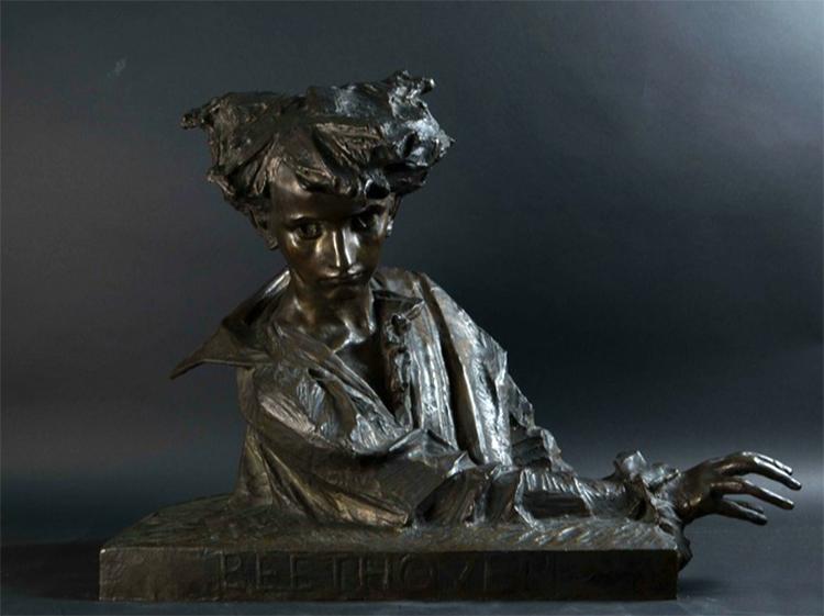 Giuseppe Grandi (1843-1891/94), 70x90x35. Lot: 26. Utrop: 232.000 SEK