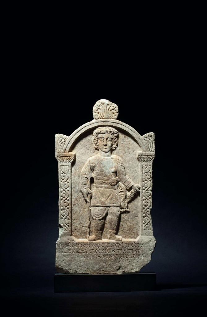 Pierre tombale romaine Estimation basse:  35 000 €