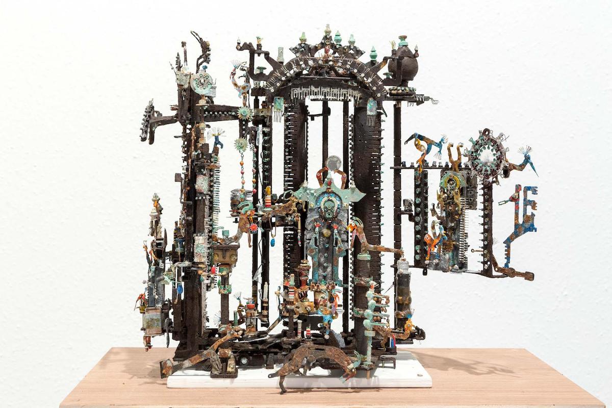 A.C.M. - Sans Titre, 2017 - J. P. Ritsch-Fisch Galerie