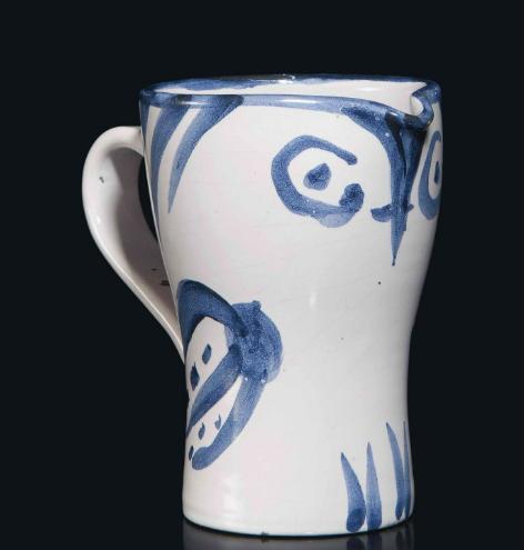 Pablo Picasso, Hibou, 1954