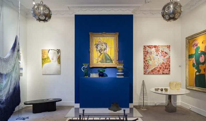 Una exposición de diseño organizada por Piasa en París © PIASA