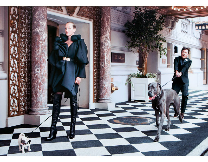 Bryan Adams - Walking the Dogs, 2010