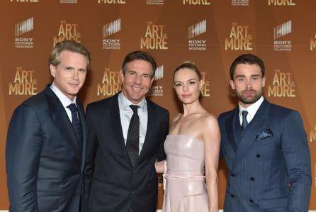 Le quatuor de The Art of More
