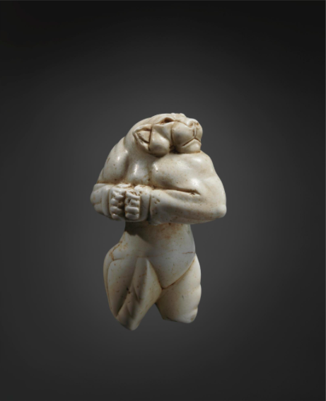 Guennol Lioness, okänd konstnär. Foto: Sotheby's.