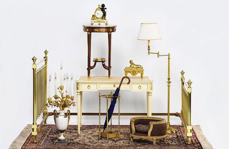 Vente du mobilier du Ritz Paris, image ©Artcurial