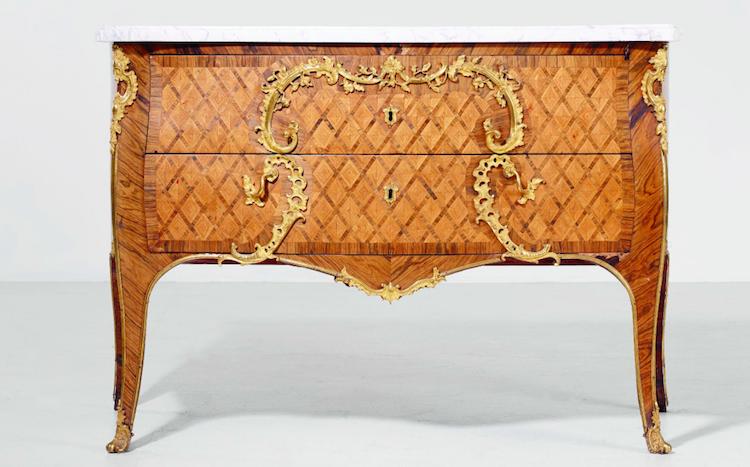 I mitt tycke en av säsongens mest spännande möbler såldes tyvärr under utrop på Stockholms Auktionsverk