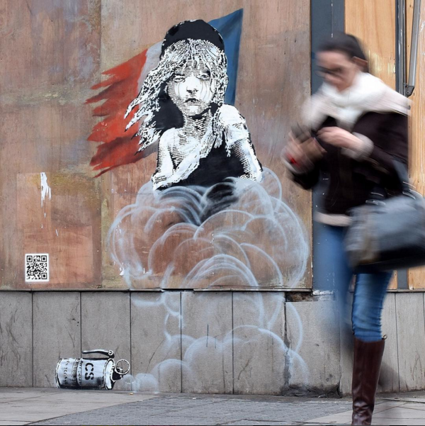 Image: Banksy