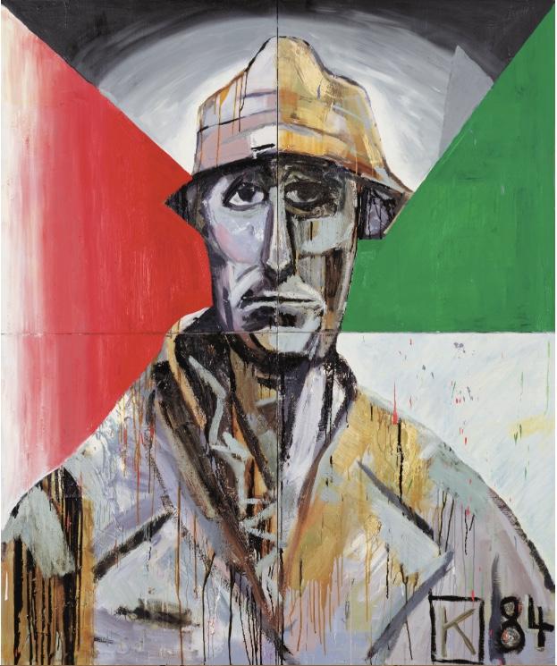 MARTIN KIPPENBERGER (1953 Dortmund - 1997 Wien) - Die Mutter von Joseph Beuys, 1984 Sotheby's