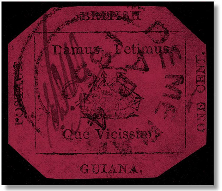 Världens dyraste frimärke