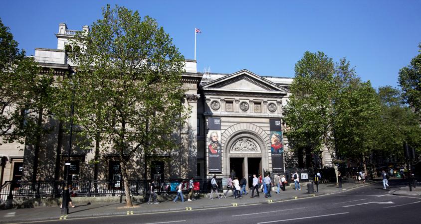 Britain's National Portrait Gallery i London. Foto: ART UK.