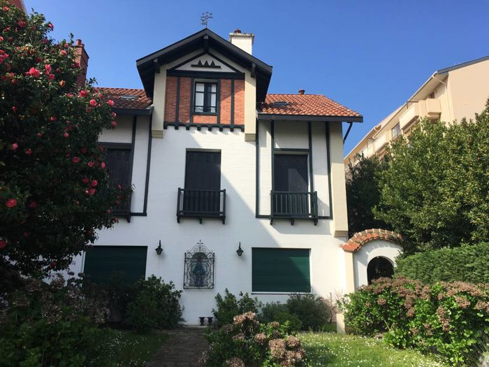 1 Woche - 1 Haus in Biarritz