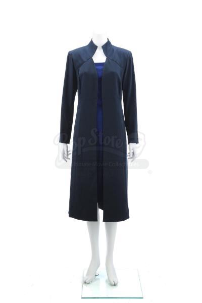The Divergent Series: Insurgent (2015): Jeanine Matthews' Control Room Costume