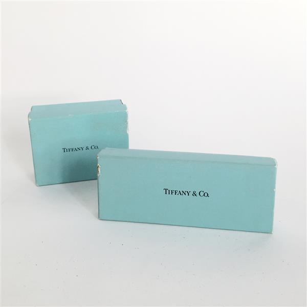 Tiffany & Co. askar hittar ni hos Tajan till ett utropspris på mellan 100-200 kronor.