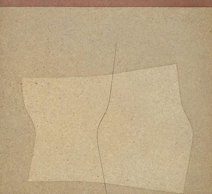 Arturo Bonfanti, Ac. Murale L. (145), 1972.