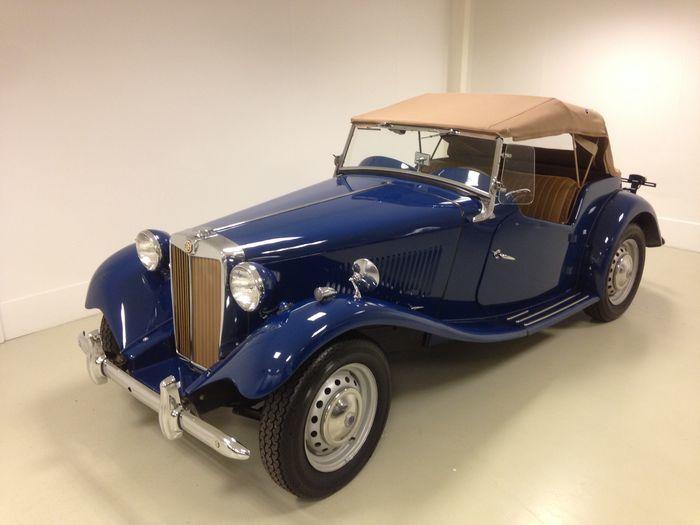 MG TD, 1953. Utropspris: 246 000 - 320 000 kronor.