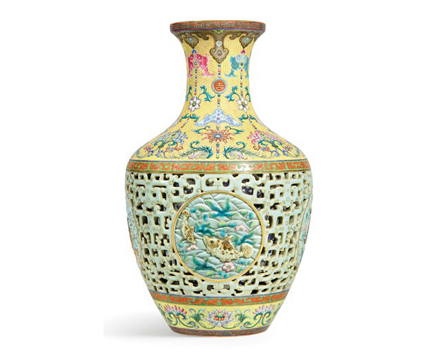 The Twin Of The Most Expensive Chinese Vase To Be Sold At