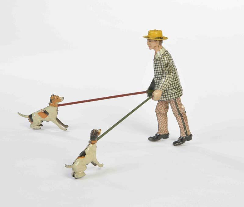 """LEHMANN """"Snick Snack"""" mit 2 original Hunden"""