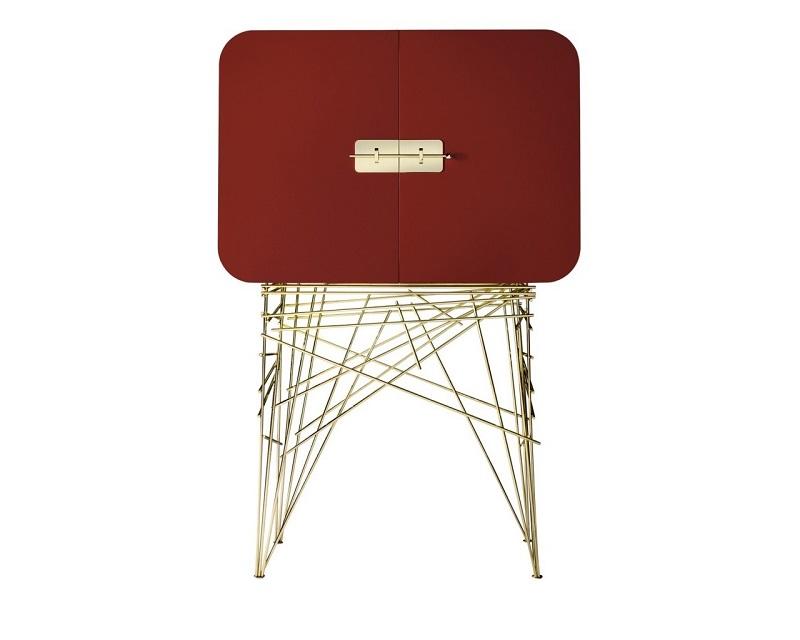 "Mueble Bar ""Mai Tai"" diseñado por ALATERE para Pier Luigi Frighetto de Black Tie"
