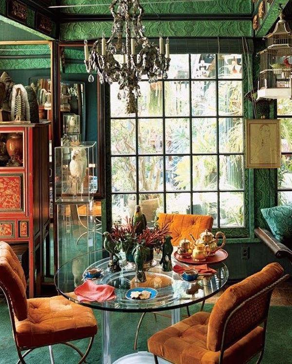 1 Interior malaquita