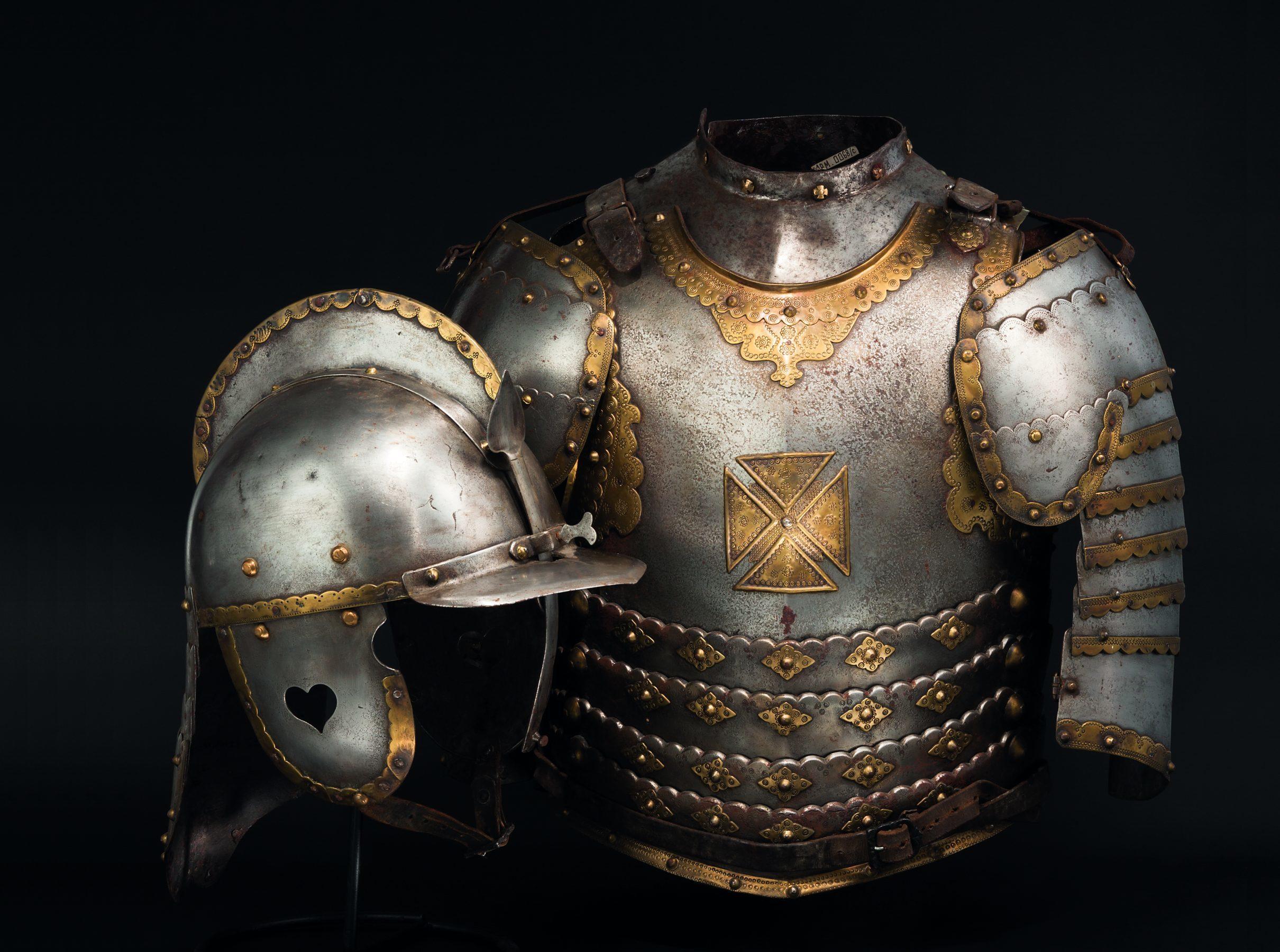 Armure polonaise, Pologne, 17ème siècle