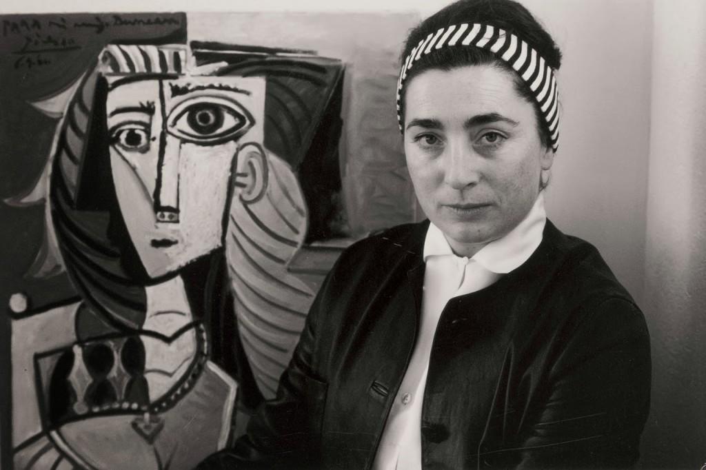 Jacqueline Roque, la dernière femme de Picasso