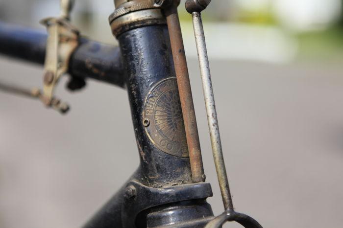 Vélo Rudge, 1910, image ©Catawiki