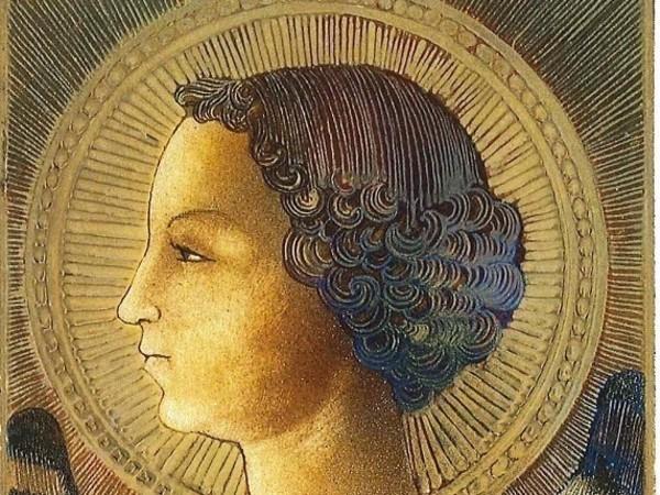 Den upptäckta avbildningen på ärkeängeln Gabriel. Bild: Trotter Christie via Wikimedia Commons
