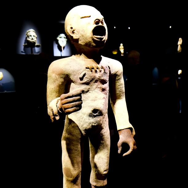 Skulptur bei The Merrin Gallery, Aussteller 432