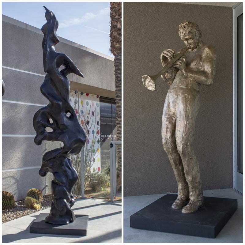 Escultura HERB ALPERT