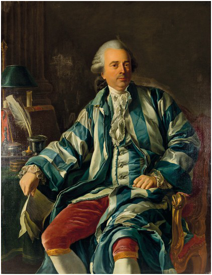 Joseph Siffrein Duplessis (Carpentras 1725 - Versailles 1802)