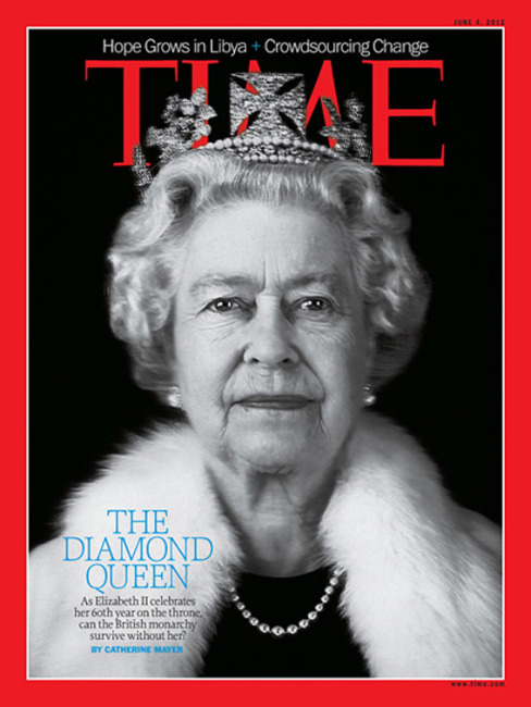 TIME Magazine Cover, Equanimity, 2012