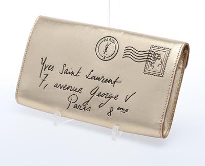 Handväska_Yves Saint Laurent_Louis-Vuitton_Vintage_auktion