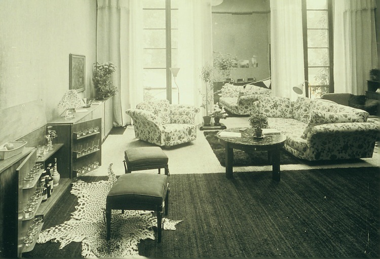 One of Josef Frank's countless interior designs.