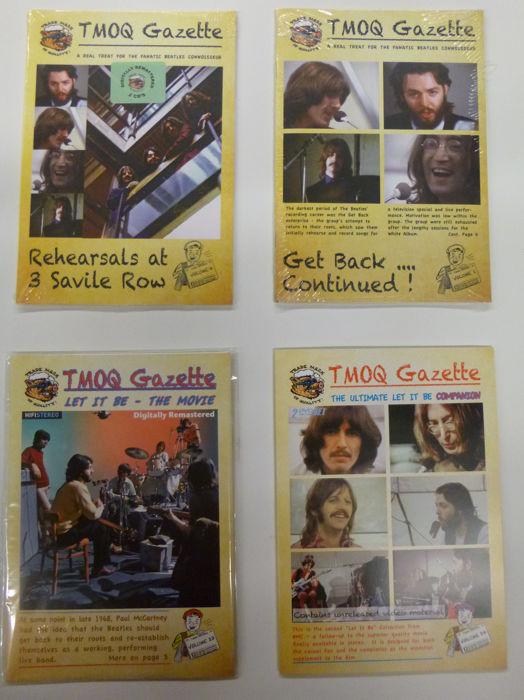 Deux CD et deux collections de DVD