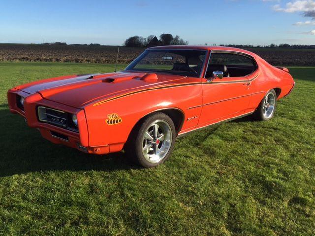 Pontiac - GTO 'the Judge' - 1969