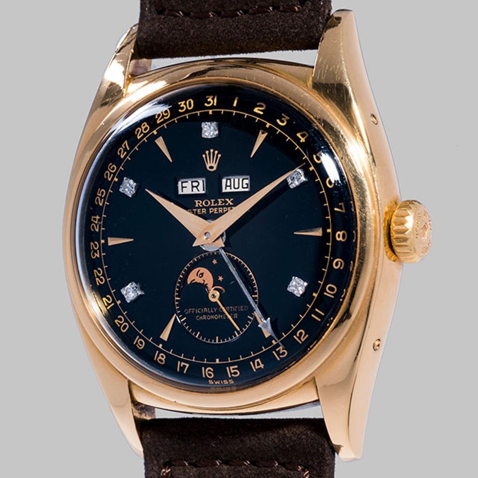 Rolex Bao Dai watch