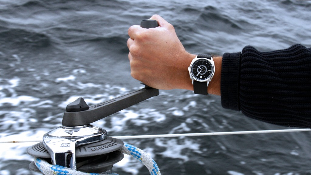 Todays Wriststhot: E.C.A North Sea Watch. (photo:ECAWC)