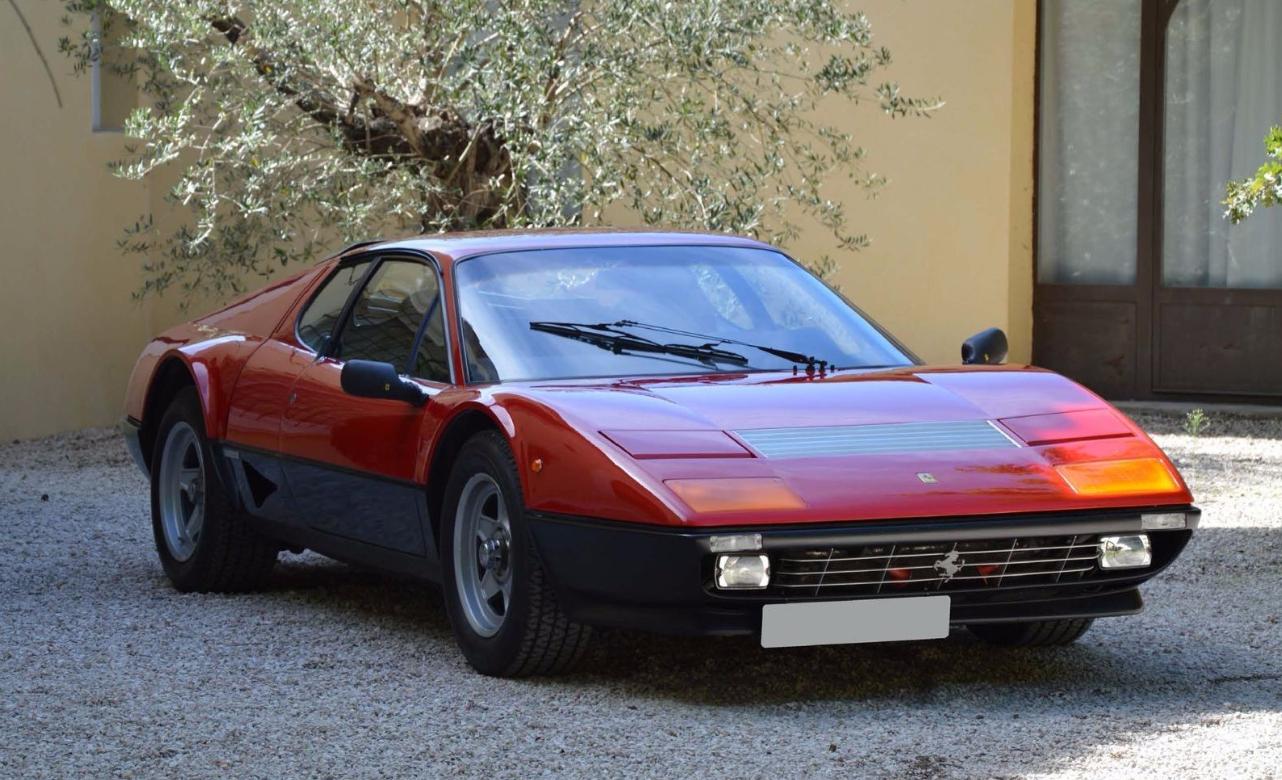 1984 - FERRARI BB 512i