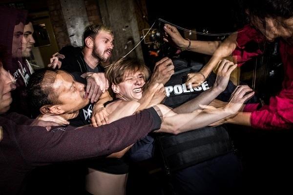 Image via Vianney Le Caer pour Pussy Riot