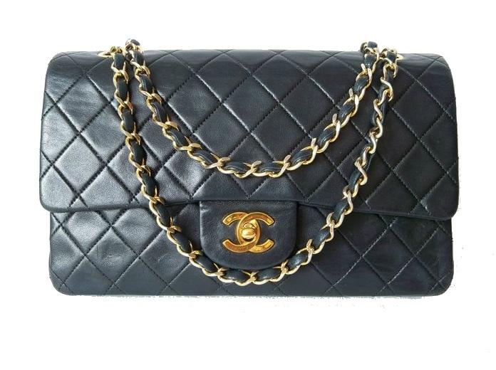 Chanel classic Double-flap medium bag