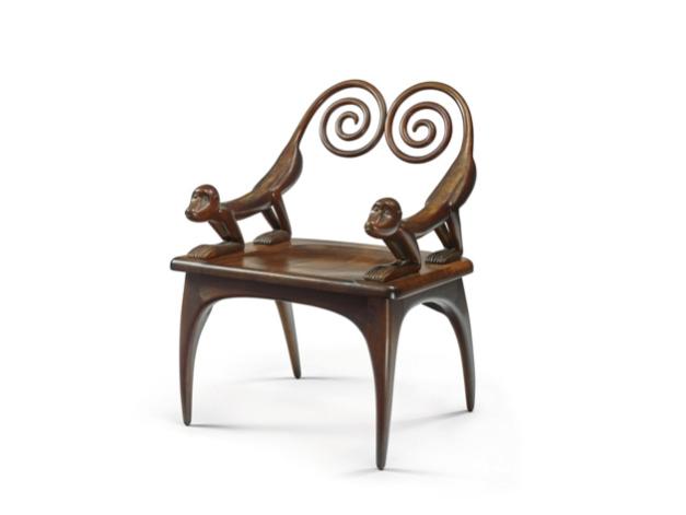 Chaise « Monkey », Judy