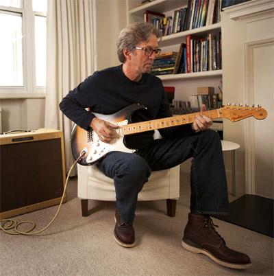 Eric-Clapton-Playing-Brownie