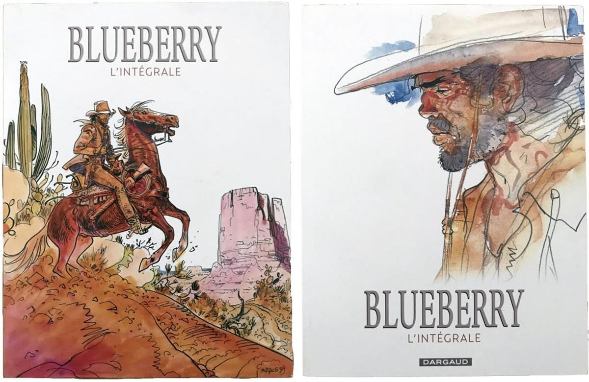 El Teniente Blueberry. Serie completa (2014)