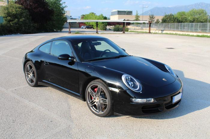 PORSCHE 911 (997) Carrera 4s 2007