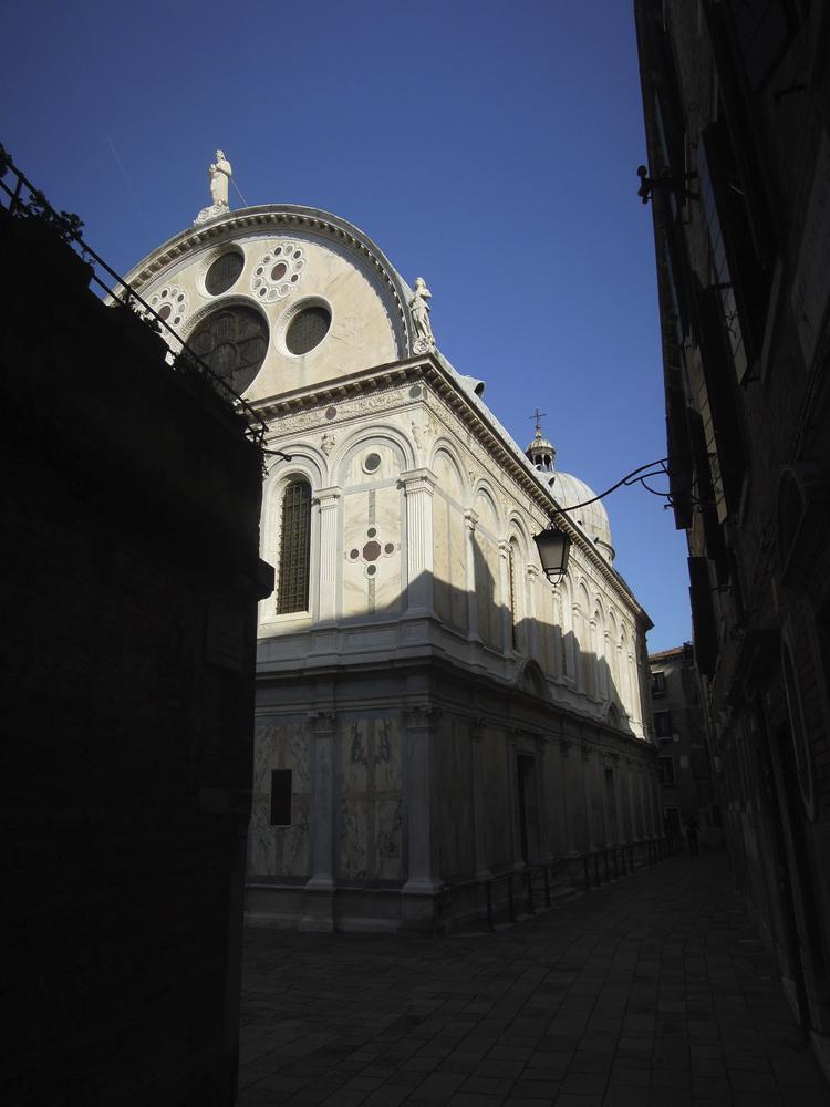Hej då Santa Maria dei Miracoli.