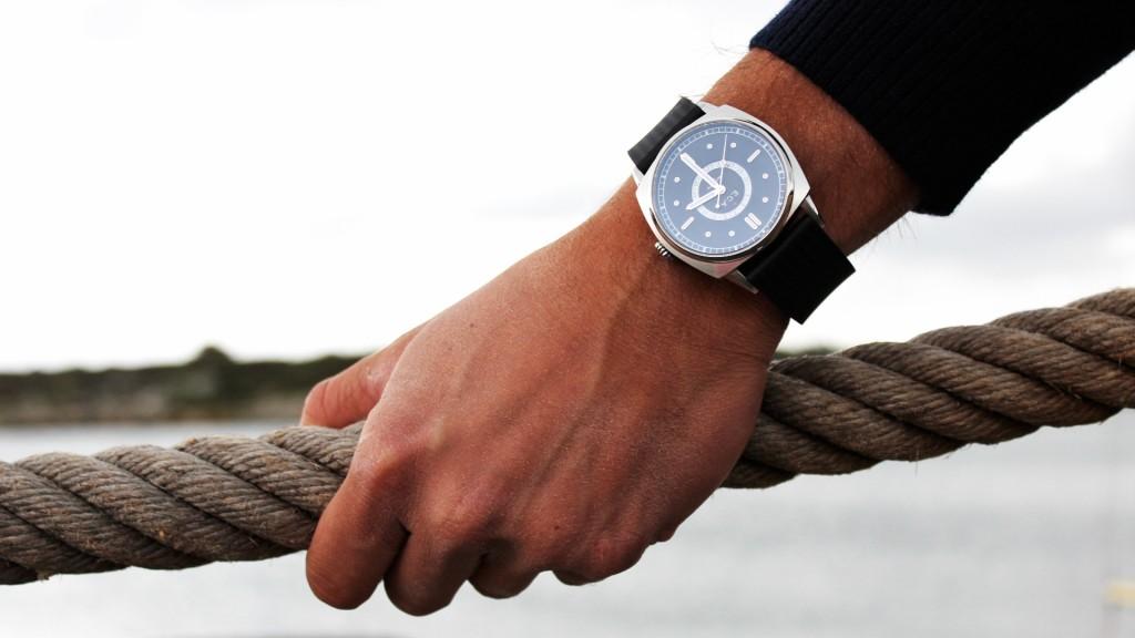 Todays Wristshot: E.C.A North Sea Watch (photo:ECAWC).