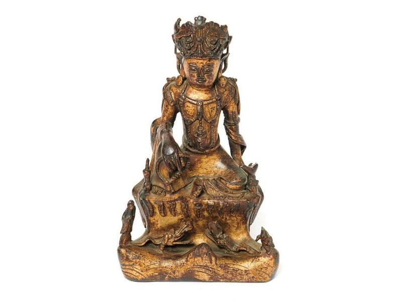 Buda Dinastía Ming
