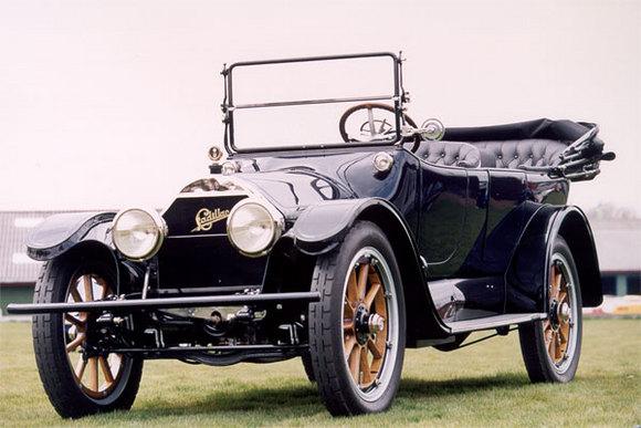 1915 Cadillac Touring