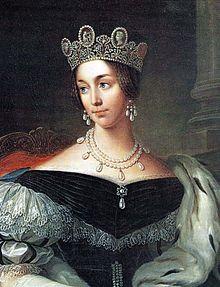 Joséphine von Leuchtenberg, Königin von Schweden (1807-1876) Abb. via wikipedia.de