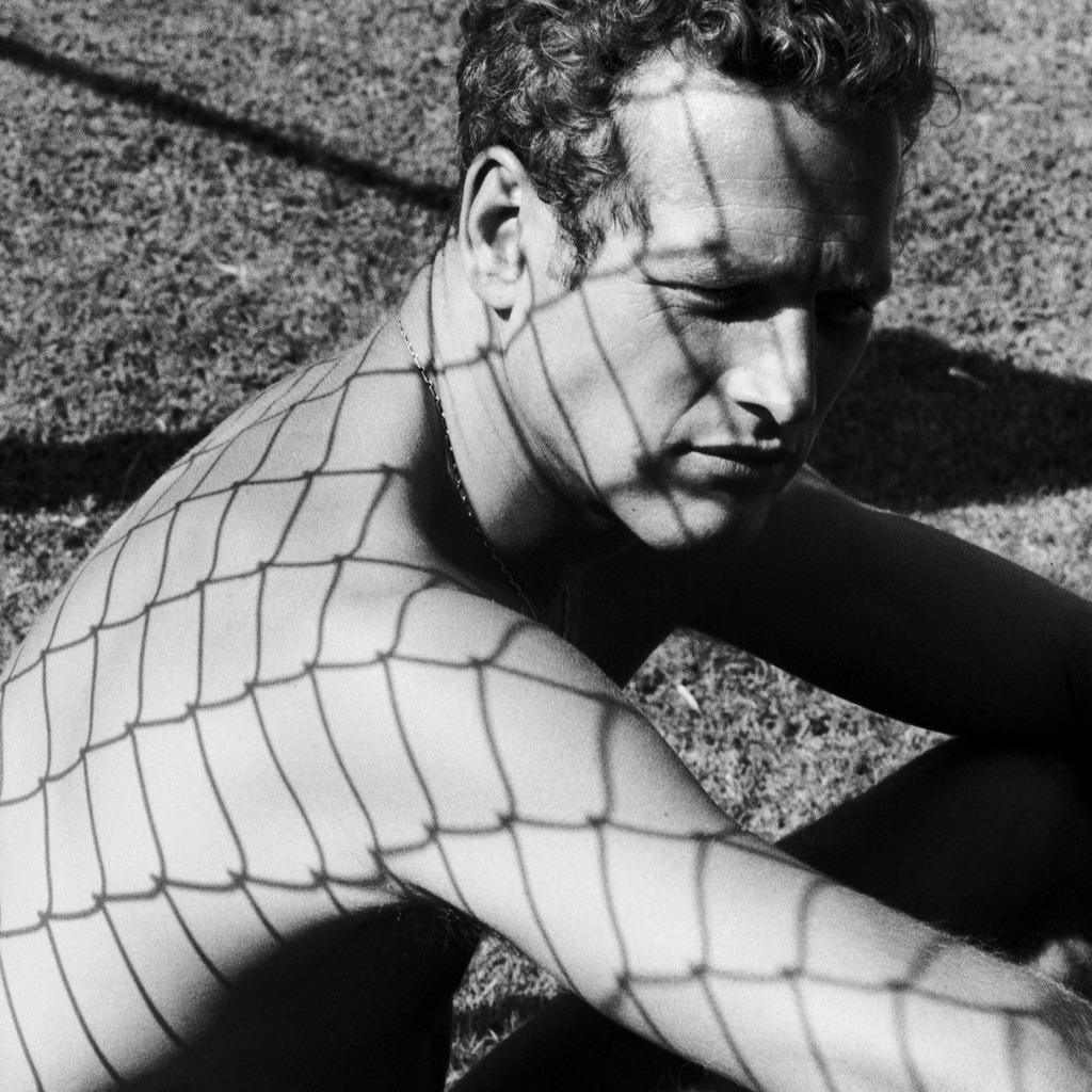Dennis Hopper, 'Paul Newman', 1964. Photo: The Hopper Art Trust